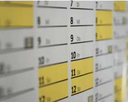 schedule reliability in supply chains