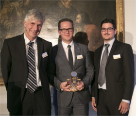Arviem the winner of the Swiss Working Capital Managemnt Award
