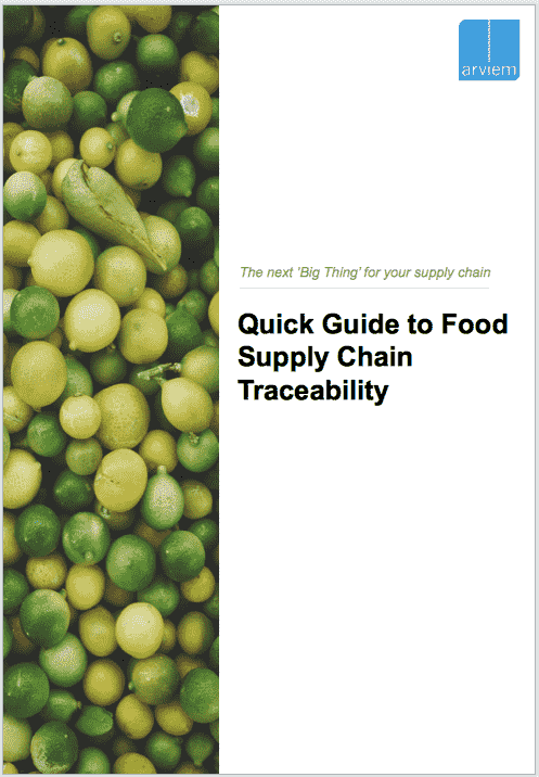 Food Supply Chain Traceability Quick Guide to download