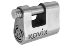 Container Security Device Alarmed Bolt Lock