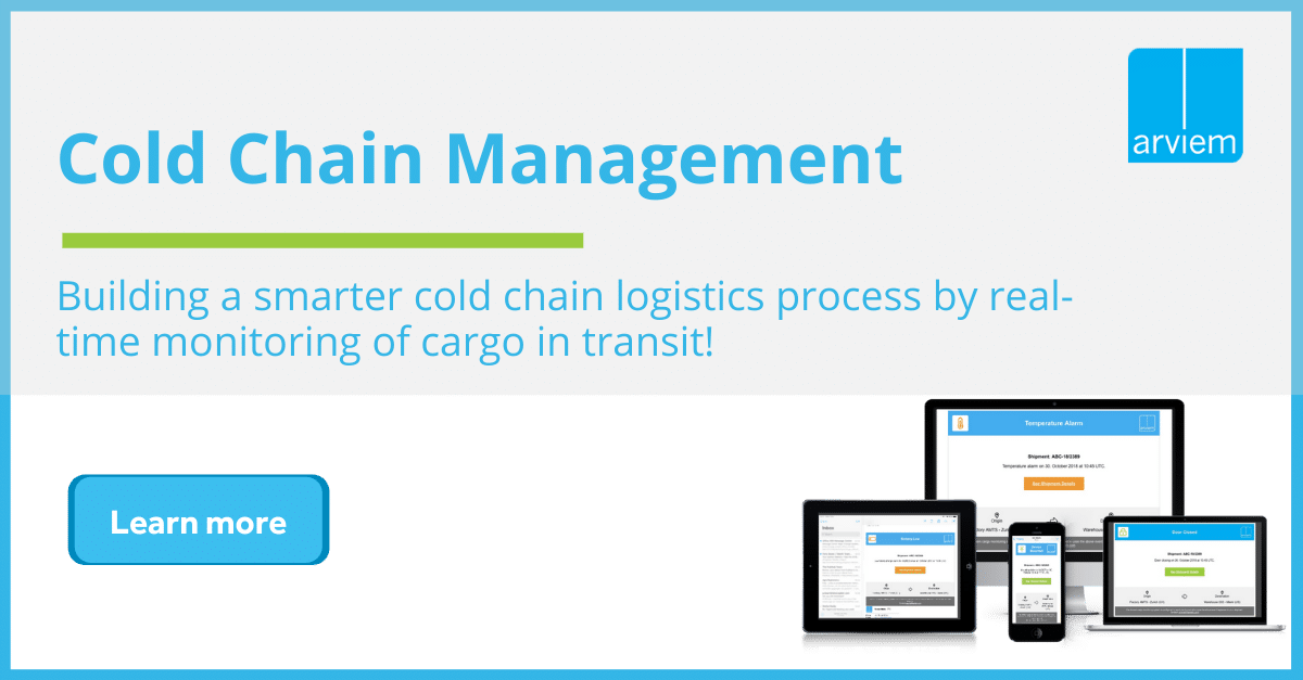 Cold chain solution