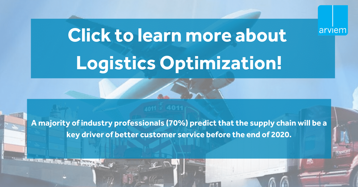Logistics and Supply Chain Optimization Value Page