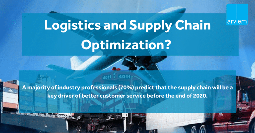 Logistics and Supply Chain Optimization