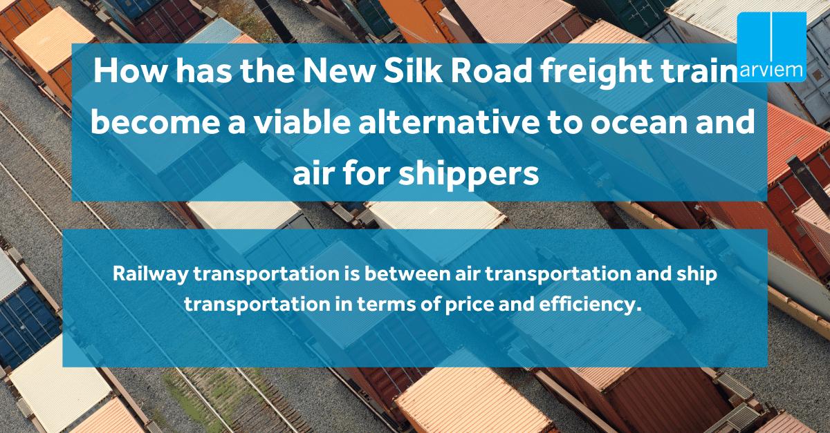 Silk Road Freight Train