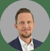 Stefan Reidy CEO of Arviem Portrait