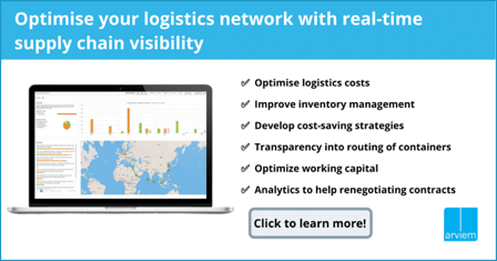 Optimise logistics network