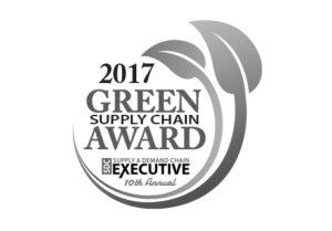 Green supply chain award 2017
